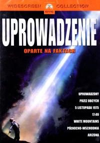 Uprowadzenie (1993) plakat