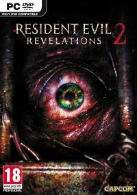 Resident Evil: Revelations 2 (2015) plakat