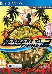 Danganronpa 2: Goodbye Despair (2012) plakat