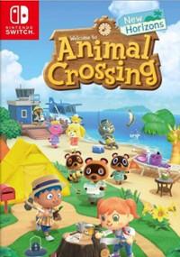 Animal Crossing: New Horizons (2020) plakat