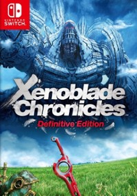 Xenoblade Chronicles (2010) plakat