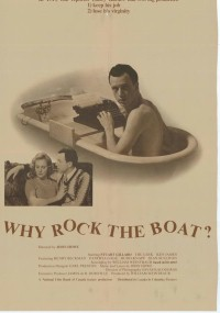 Why Rock the Boat? (1974) plakat
