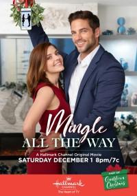 Mingle All the Way (2018) plakat