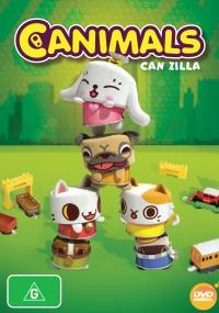 Canimals (2011) plakat