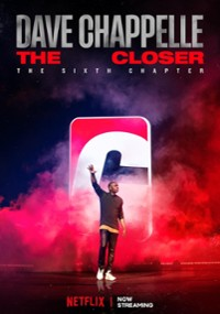 Dave Chappelle: The Closer (2021) plakat
