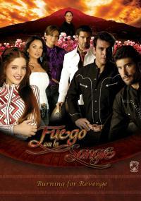 Fuego en la sangre (2008) plakat