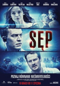 Sęp (2012) plakat