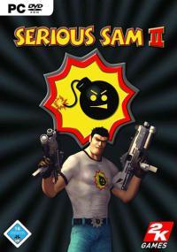 Serious Sam II (2005) plakat