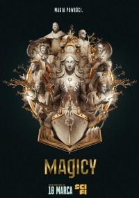 Magicy (2015) plakat