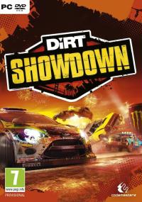 DiRT Showdown (2012) plakat