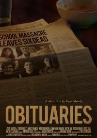 Obituaries (2014) plakat