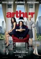plakat - Arthur (2011)