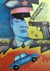 Niespodziewany strzał (1980) plakat