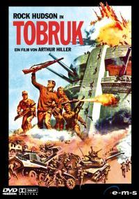 Tobruk (1967) plakat