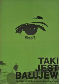Taki jest Bałujew (1963) plakat