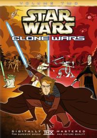 Gwiezdne wojny: Wojny Klonów (2003) plakat