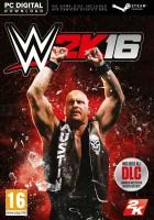 plakat - WWE 2K16 (2015)