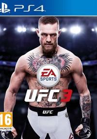 EA Sports UFC 3 (2018) plakat