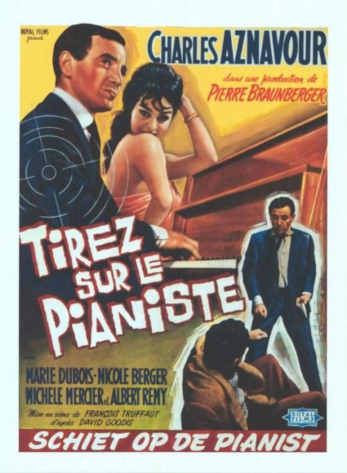 Strzelajcie do pianisty!