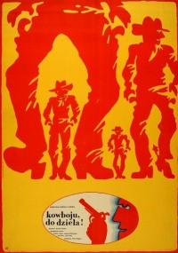 Kowboju do dzieła (1965) plakat