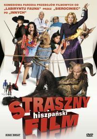 Straszny hiszpański film (2009) plakat