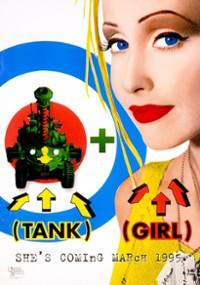 Odlotowa dziewczyna (1995) plakat