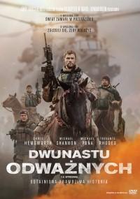 Dwunastu odważnych (2018) plakat
