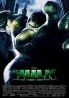 plakat - Hulk (2003)