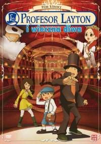 Profesor Layton i wieczna diwa (2009) plakat