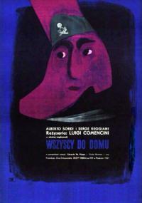 Wszyscy do domu (1960) plakat