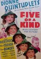 Five of a Kind (1938) plakat