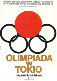 Olimpiada w Tokio (1965) plakat