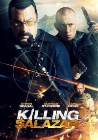 Zabić Salazara (2017) plakat