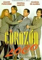 Corazón loco (1997) plakat