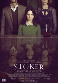 Stoker (2013) plakat