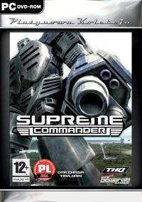 Supreme Commander (2007) plakat