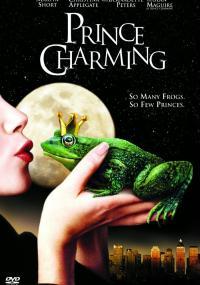 Zaklęty książę (2001) plakat