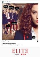 plakat - Szkoła dla elity (2018)