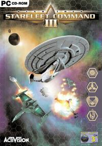 Star Trek: Starfleet Command III (2002) plakat