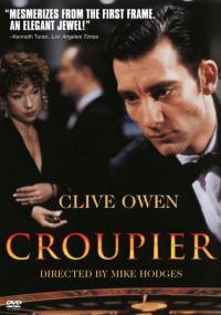 Krupier (1998) plakat