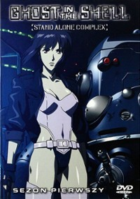 Ghost in the Shell: Stand Alone Complex (2002) plakat