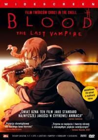 Blood: The Last Vampire (2000) plakat