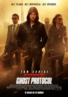 plakat - Mission: Impossible - Ghost Protocol (2011)