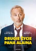plakat - Drugie życie pana Alaina (2018)