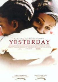 Yesterday (2004) plakat