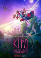 plakat - Kipo i Dziwozwierze (2020)