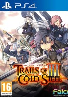 plakat - The Legend of Heroes: Trails of Cold Steel III (2017)