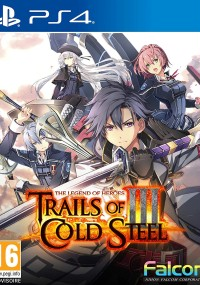 The Legend of Heroes: Trails of Cold Steel III (2017) plakat