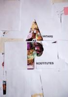 plakat - Awatary jako prostytutki (2012)