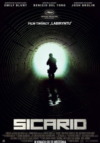 Sicario (2015) plakat